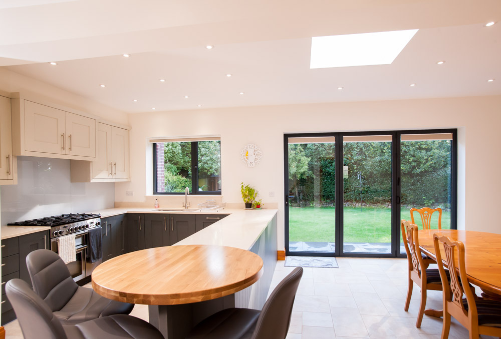 Aluminium Bi Folding Doors Cardiff Bi Folds Welsh Bifolds