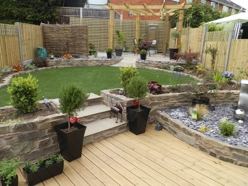 10 Shocking Before And After Garden Transformations